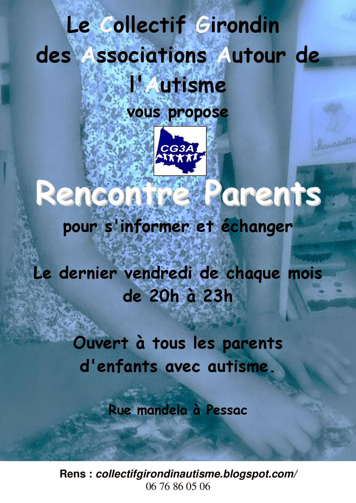 Rencontres parents mensuelles