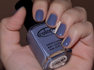 Color Club Back to Boho - Shabby Drab