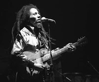 Bob Marley live in concert in Zurich, Switzerland, on May 30, 1980