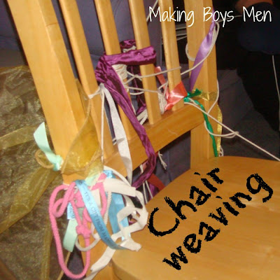 easy weaving for kids