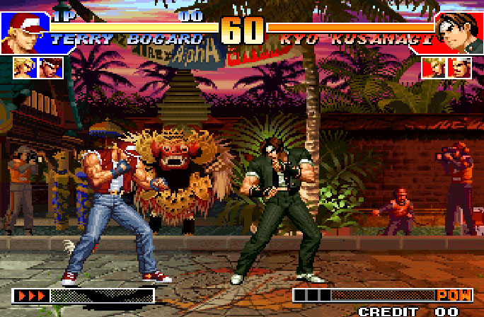 The King of Fighters 97 - download - Neo Geo