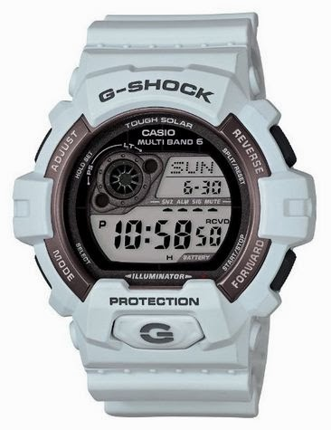 Casio G-Shock GW-8900LG-8JF Military Blizzard White Men's Watch