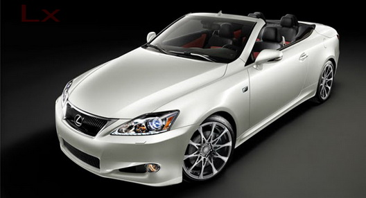 new lexus is 350c f sport special edition convertible 2012. Black Bedroom Furniture Sets. Home Design Ideas