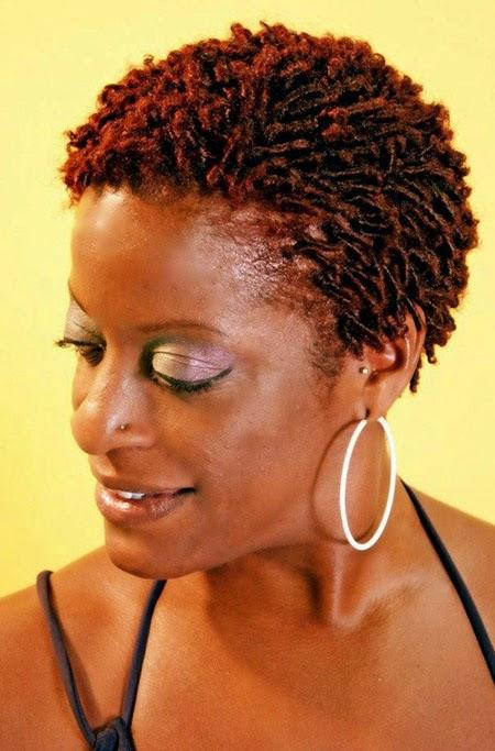coiffure de femme noire