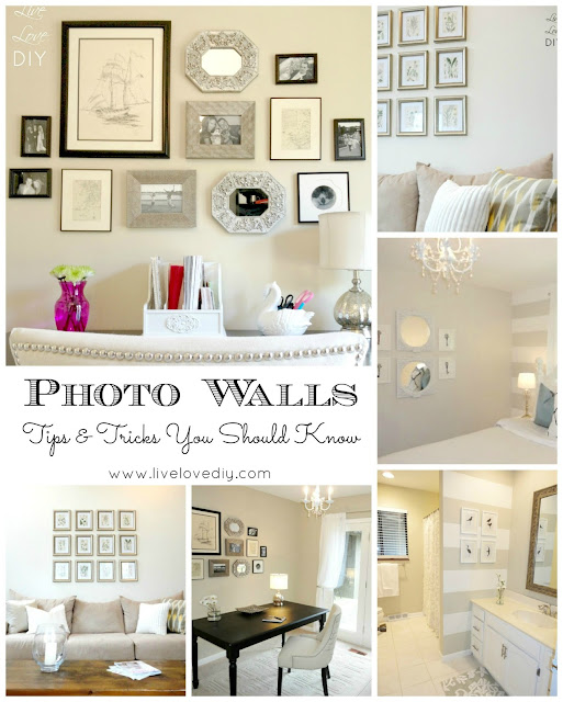 How To Create a Photo Gallery Wall: Tips & Tricks You Should Know