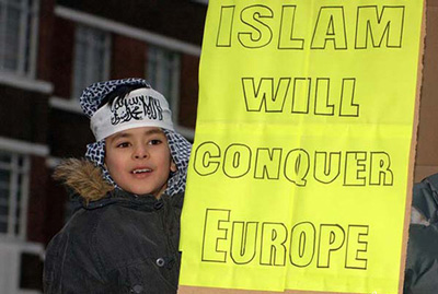 Image result for islam conquering europe