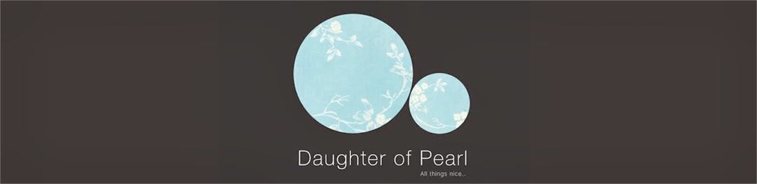 Daughter Of Pearl