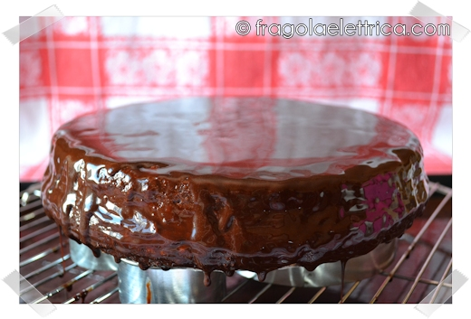 Torta al Cioccolato (Foto Ricetta) - Fragola Elettrica: Le ricette ...