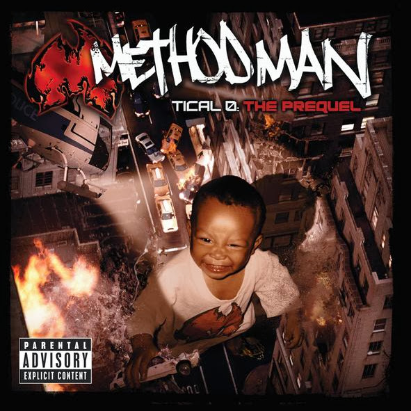 Method Man - Tical 0: The Prequel  Cover