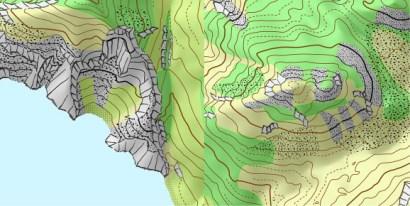 Cartografia ambiental Topografia
