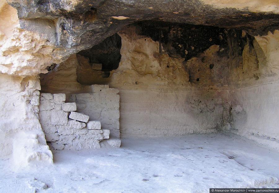 Склеп в монастыре Аладжа, Болгария