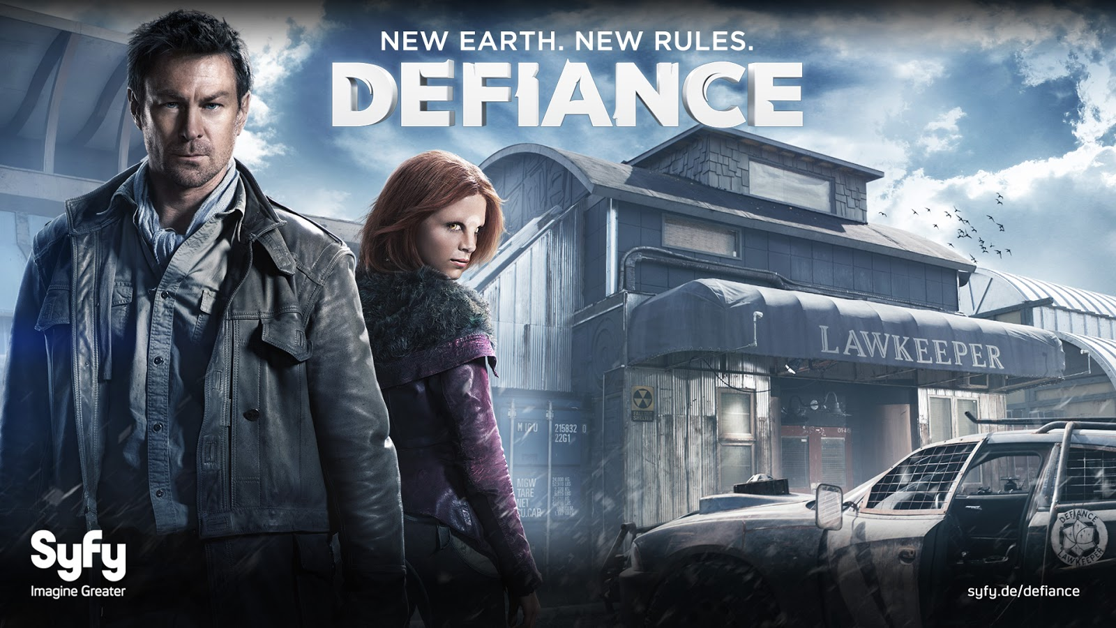 Defiance - Painted From Memory - Review