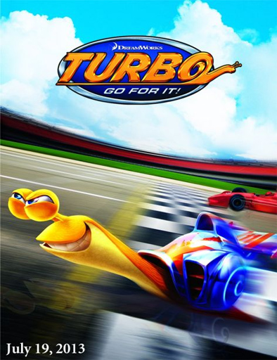 Turbo (2013) Online Latino