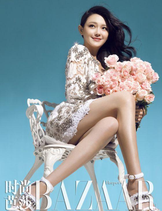 Barbie Hsu – Gorgeous Magazine Photos