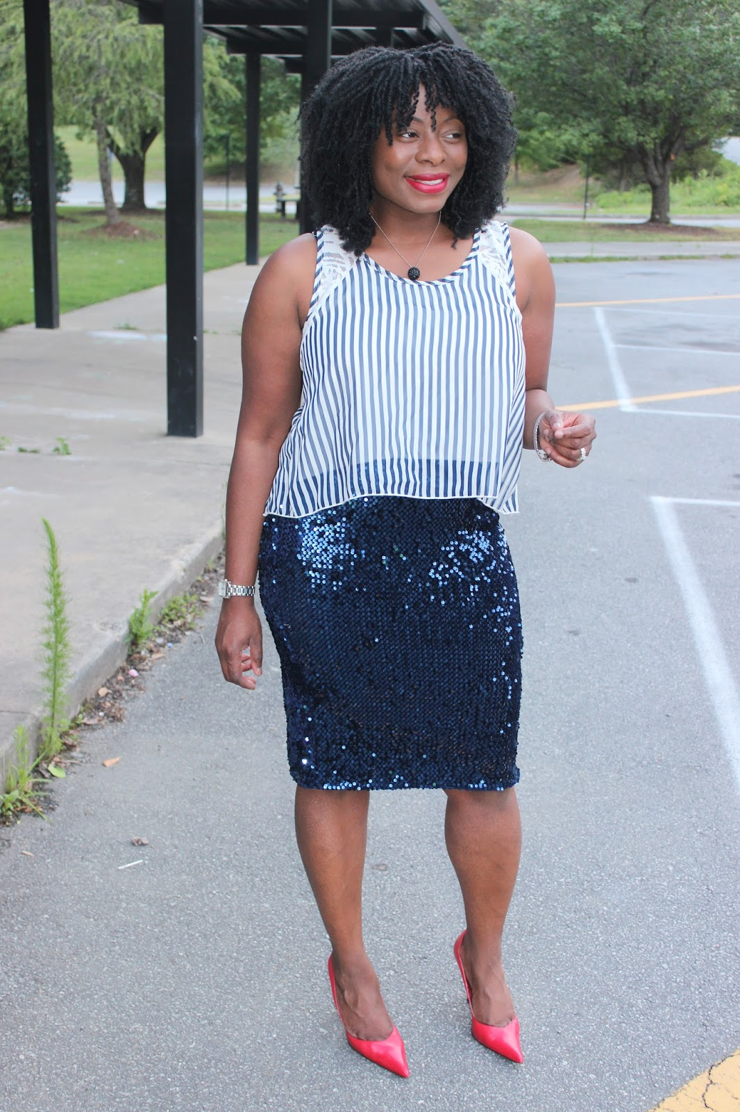 JustJewels4U: Vintage and Thrift: Red White Blue & Thrift - photo#14