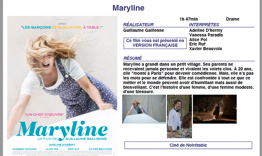 MARYLINE 0