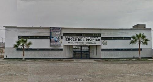 Colegio HEROES DEL PACIFICO - Ventanilla