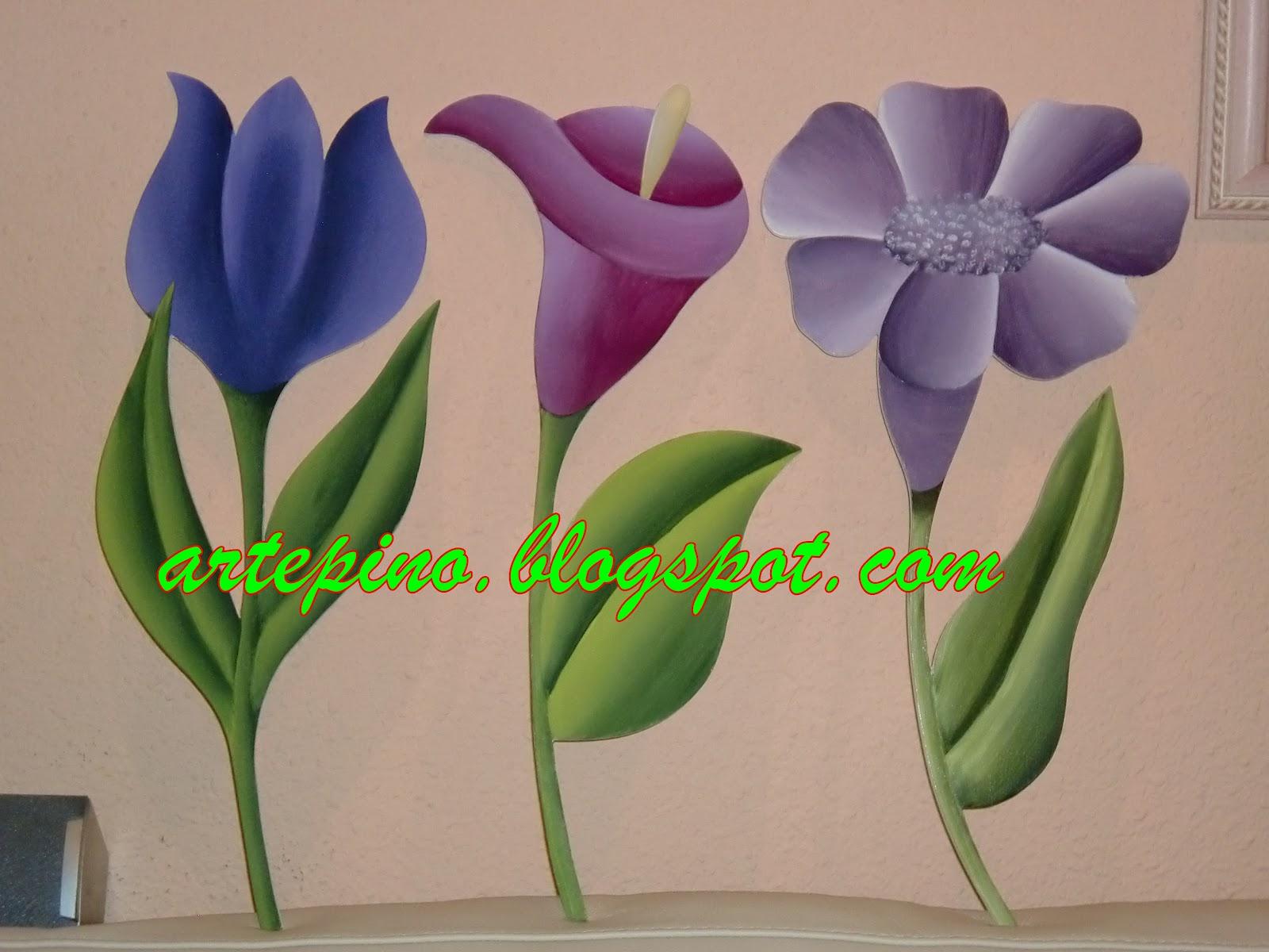 Encantador Cómo Pintar Flores En Las Uñas Inspiración - Ideas Para ...