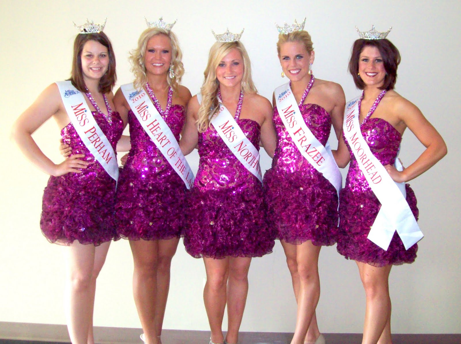 Miss Moorhead 2010!: Miss Minnesota Send-off Party