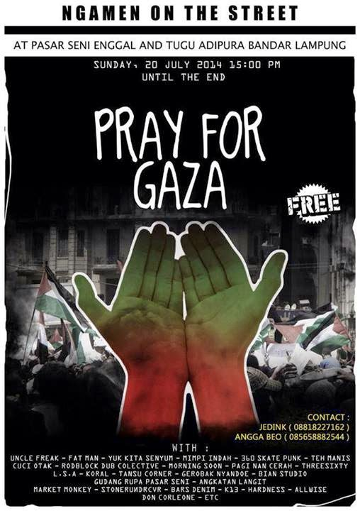 teh manis, reggae, lampung, teh manis reggae, teh manis reggae lampung, charity, bandar lampung, pray for gaza