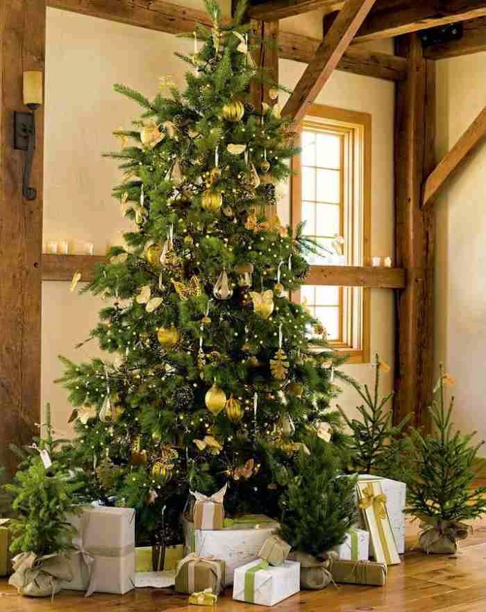 Arbol de Navidad, Como Decorarlo, parte 4