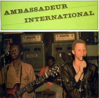 Ambassadeur InternationalSeydou Bathily,Badmos International Records 1980