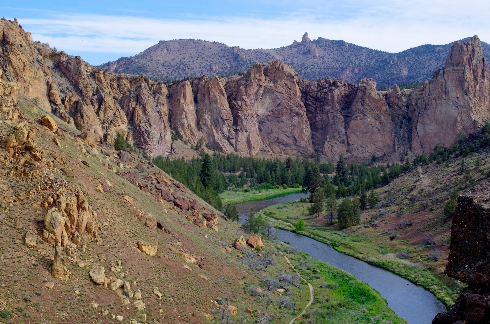 smith rock state park - photo #28