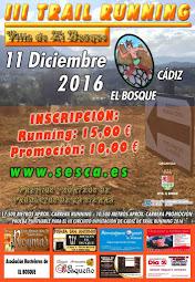 11/12 Trail Villa de El Bosque