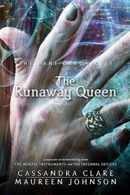"""Las Crónicas de Bane #2 – """"La reina fugitiva"""""""