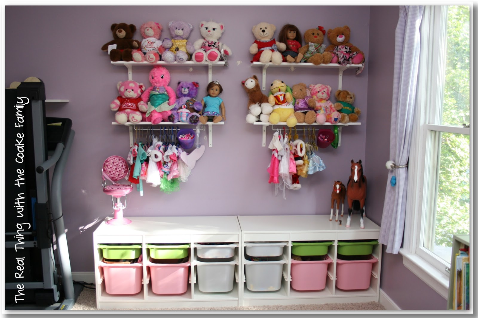 Toy Storage: Kid's Playroom Reorganization - The Real Thing with ...