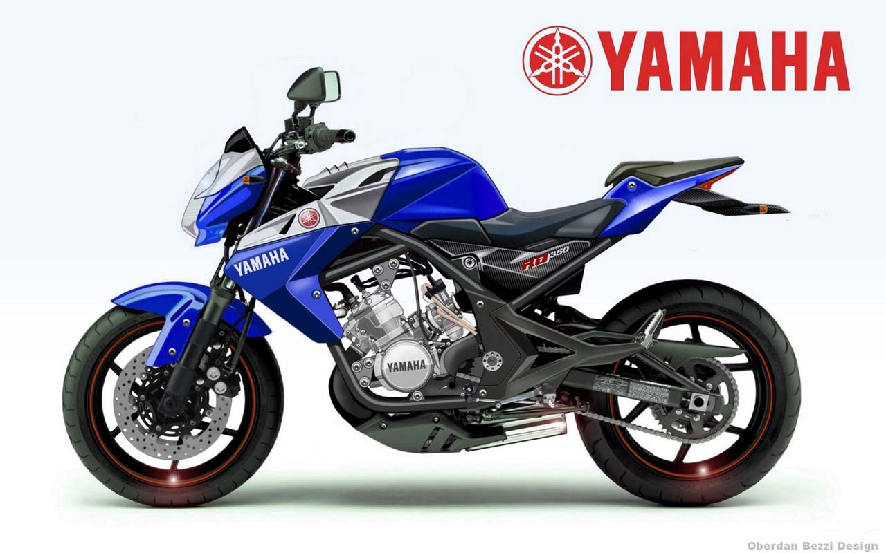 Download Yamaha Rd350 2 Stroke on yamaha fz750