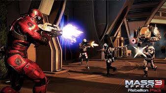 #27 Mass Effect Wallpaper