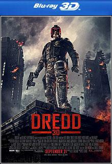 Dredd 3D BD-R