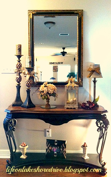 entry table vignette