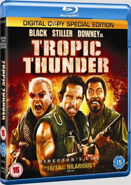 Tropic Thunder (2008) Movie Download