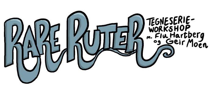 Rare Ruter