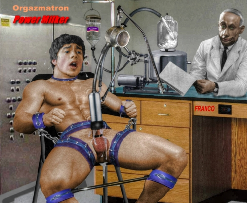 Horny doctor fetish bondaged sex 11