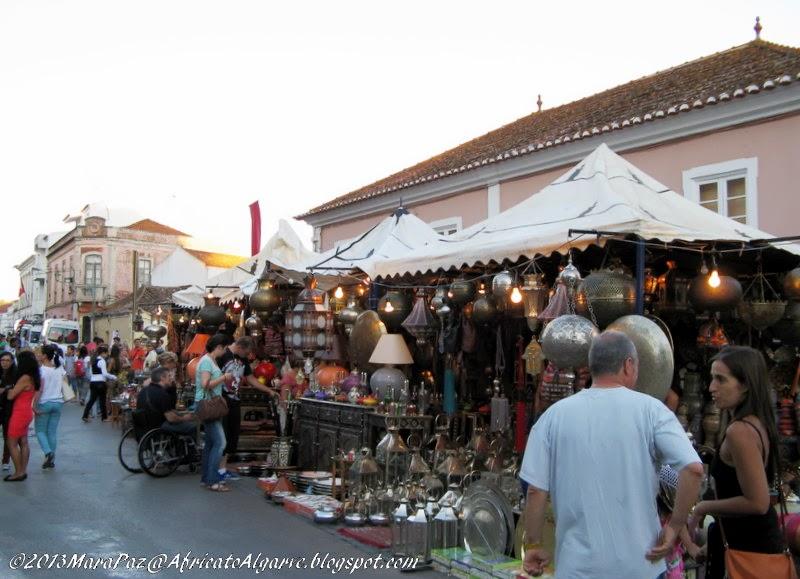 Morrocan stalls