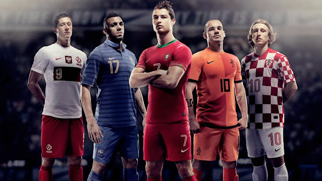 euro 2012 teams wallpapers