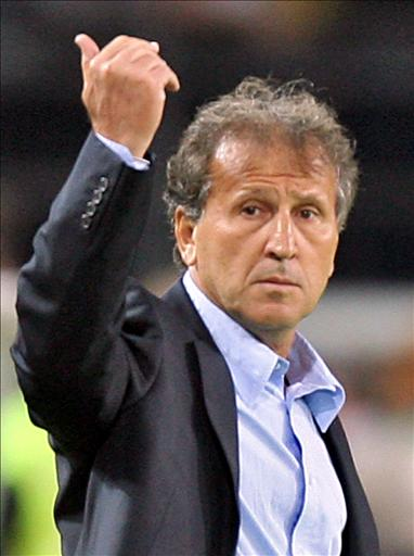 zico new iraq coach
