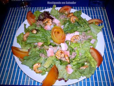 Le Rendez-Vous: Salada Du Pêcheur