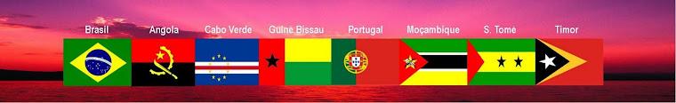 Bandeiras dos Palop