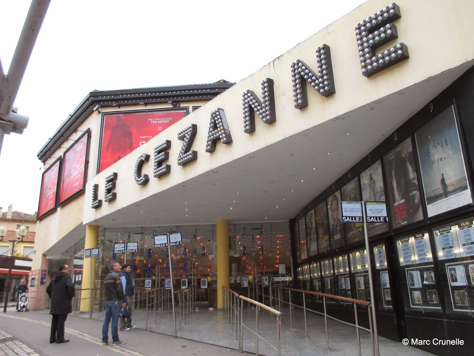 Cin fa ades c zanne aix en provence 13 for Cinema a salon de provence