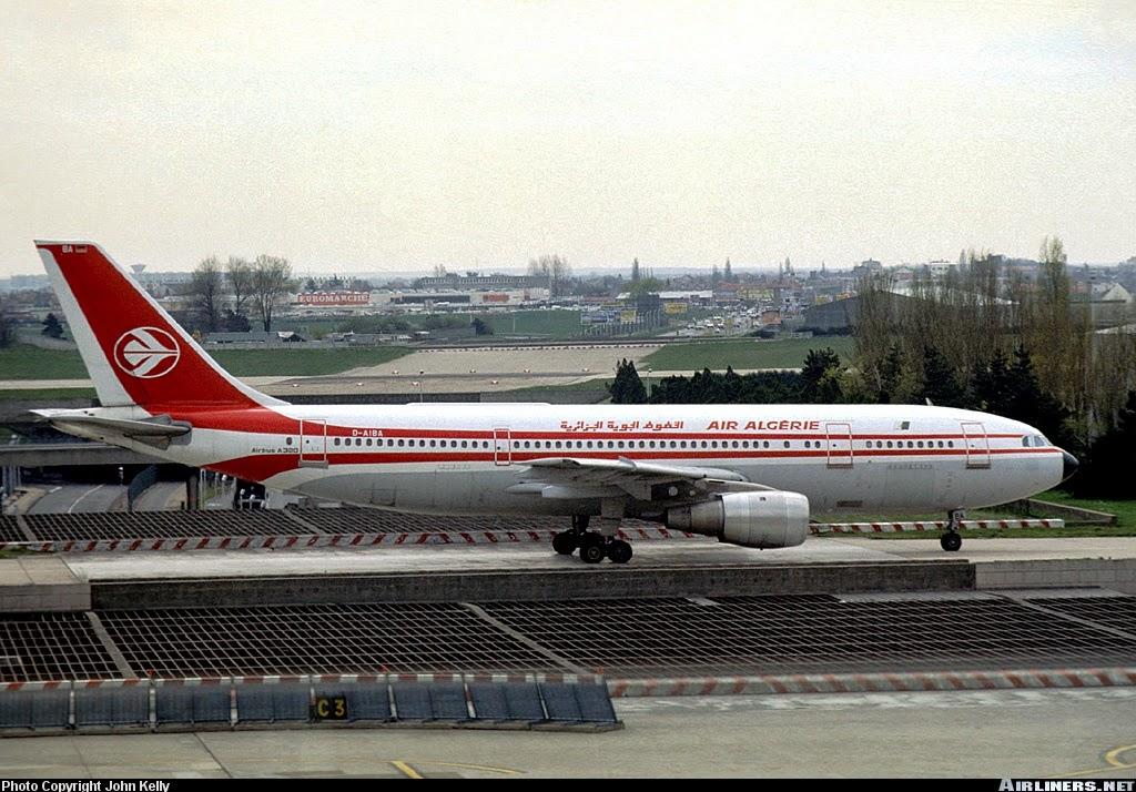 فقدان الاتصال بطائرة للخطوط الجزائرية بعد 50 دقيقة من اقلاعها