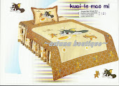 Single Comforter Kartun