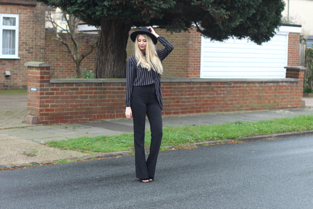 how to wear flares 2015