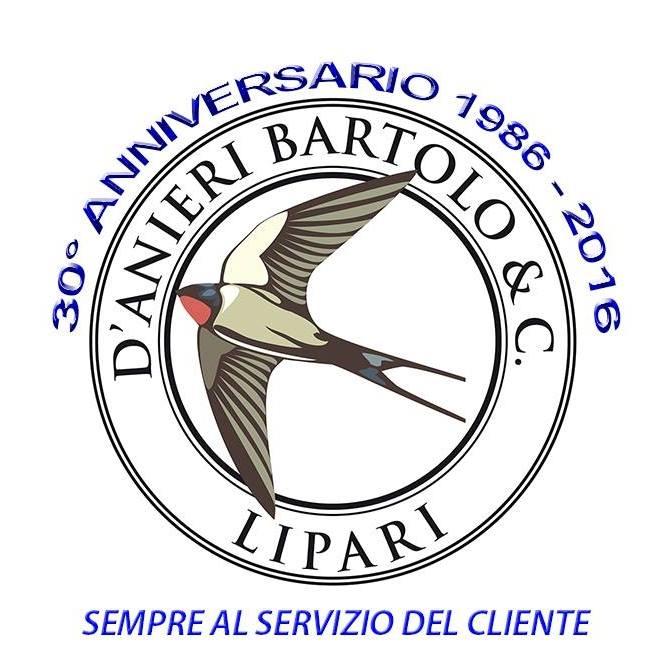 A Lipari e Canneto : Supermercati D'Anieri Bartolo & C.