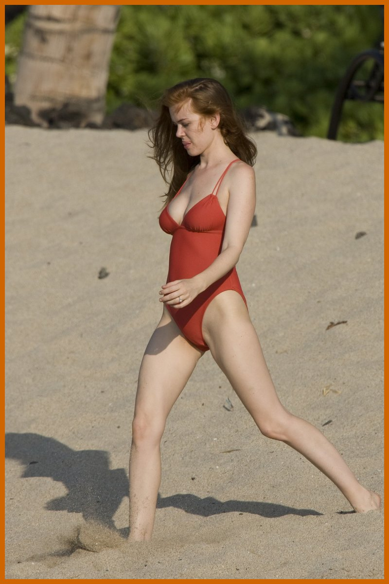 from Bo isla fisher body naked