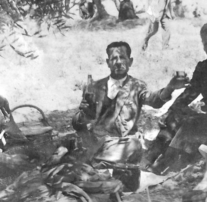 Juan de Mata Vilchez en la memoria