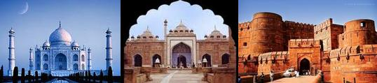 Golden Triangle tour - Agra